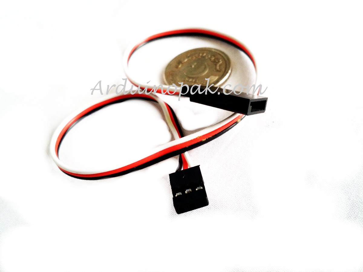30cm ESC Servo Extension Lead Wire Cable for Futab
