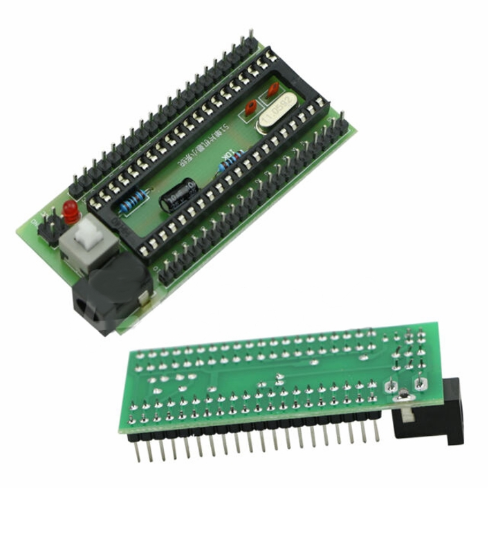 8051 89c51 89S51 Microcontroller Development board