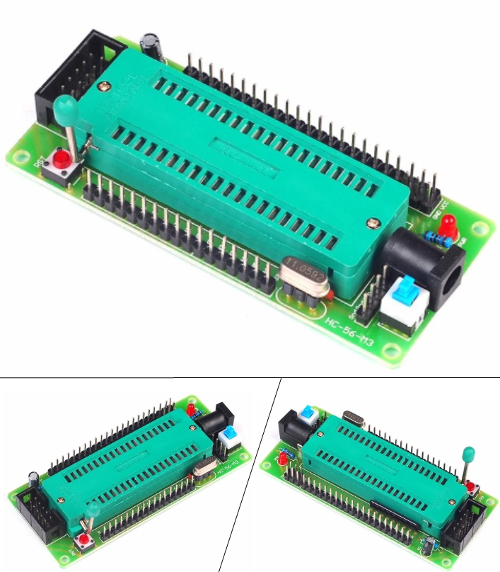 8051 89c51 89s51 Development board Microcontroller