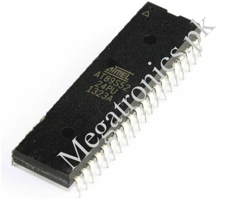 8051 AT89S52-24PU DIP-40 ATMEL Microcontroller