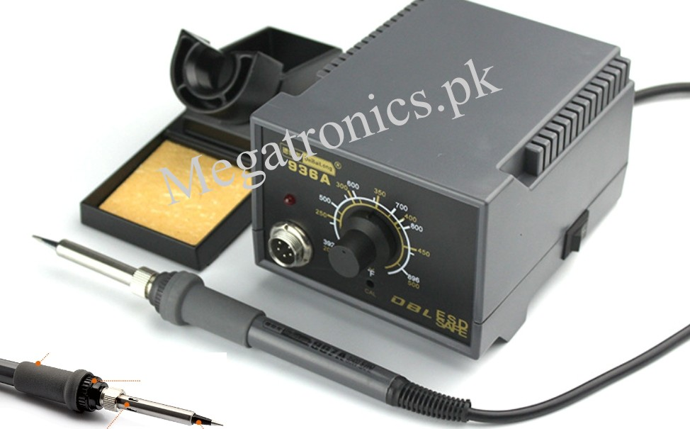 60W DBL 936A Soldering Iron Station constant temp