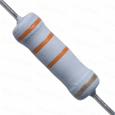 33K ohm 2W 5% Resistor 33 kilo ohm