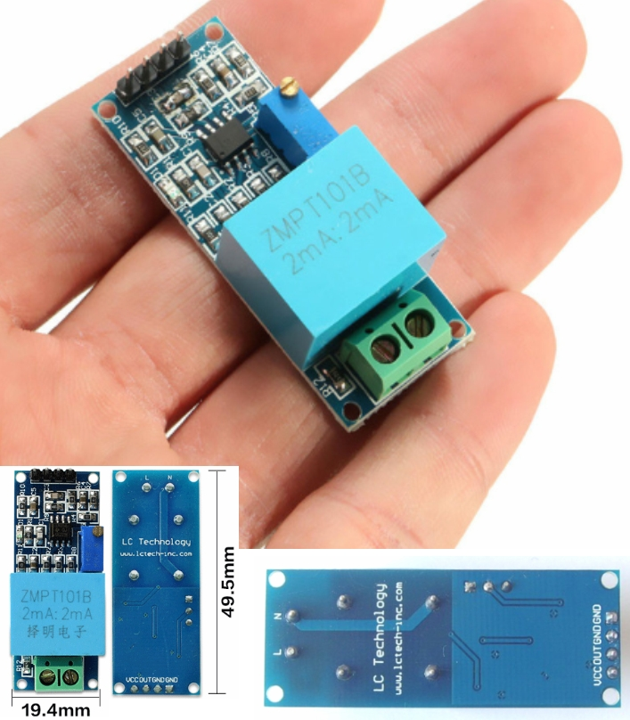 Voltage Transformer Module AC220 sensor Active