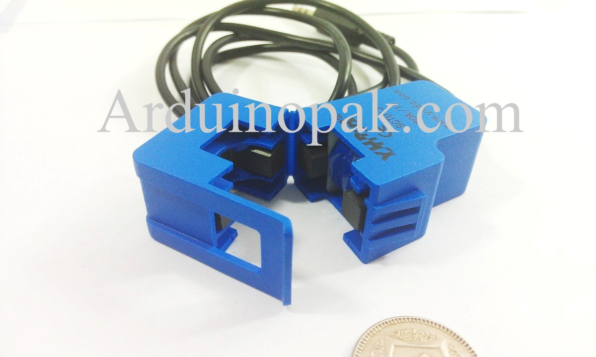 30A Non Invasive AC Current Clamp Sensor