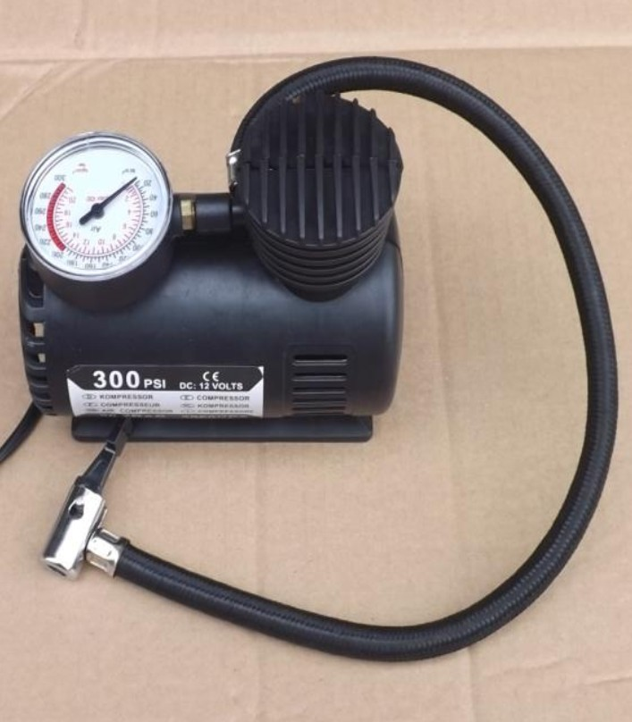 12V Portable Electric pump Air Compressor