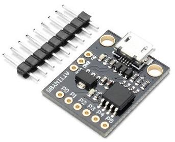 arduino Attiny85 Development Mini USB Board digisp