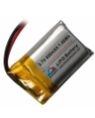 Li-po Polymer Lithium Ion Battery - 3.7v 400mAh be