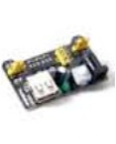 3.3V 5V MB102 Breadboard Power Supply Module For A