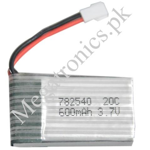 CX-30 M68 3.7V 600mAh 20C Lipo Battery Syma X5C X5