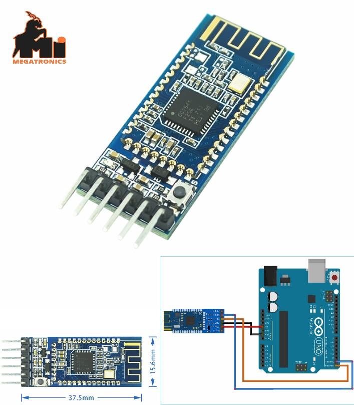 BT-09 Bluetooth 4.0BLE Arduino Android IOS HM-10 BLE CC2541 MCU