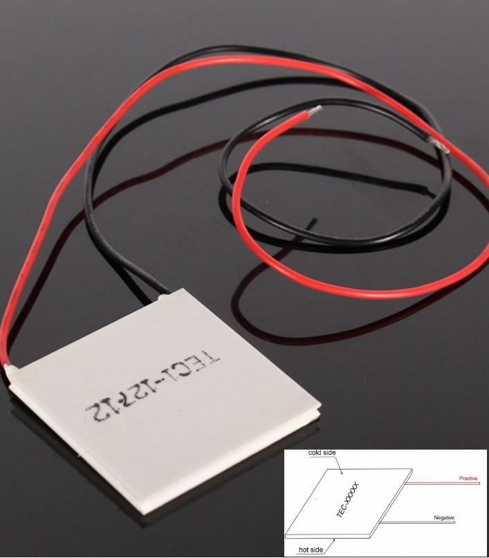 TEC1-12712 THERMOELECTRIC COOLER PELTIER 40x40mm
