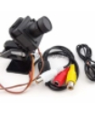 ddBOSCAM FPV goggles CM210 Camera nylon pan tilt