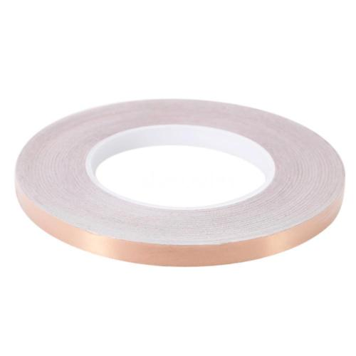 Conductive Copper Foil Tape, self adhesive, EMI Sh