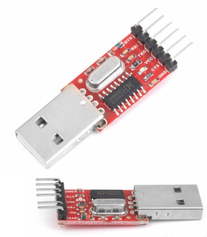 Ch340g USB 2.0 Converter TTL 6 Pin Chip Adapter Mo