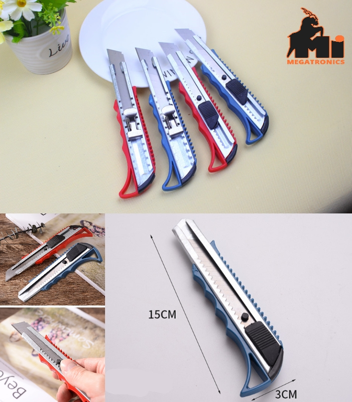 multifunctional stainless steel utility knife cutt