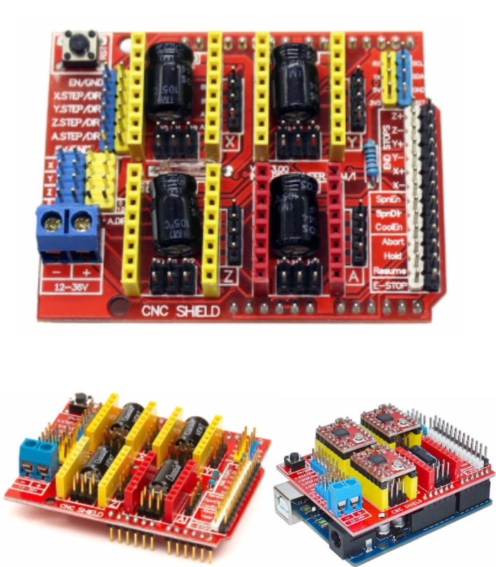 CNC 3D printer Shield V3 A4988  Expansion Board