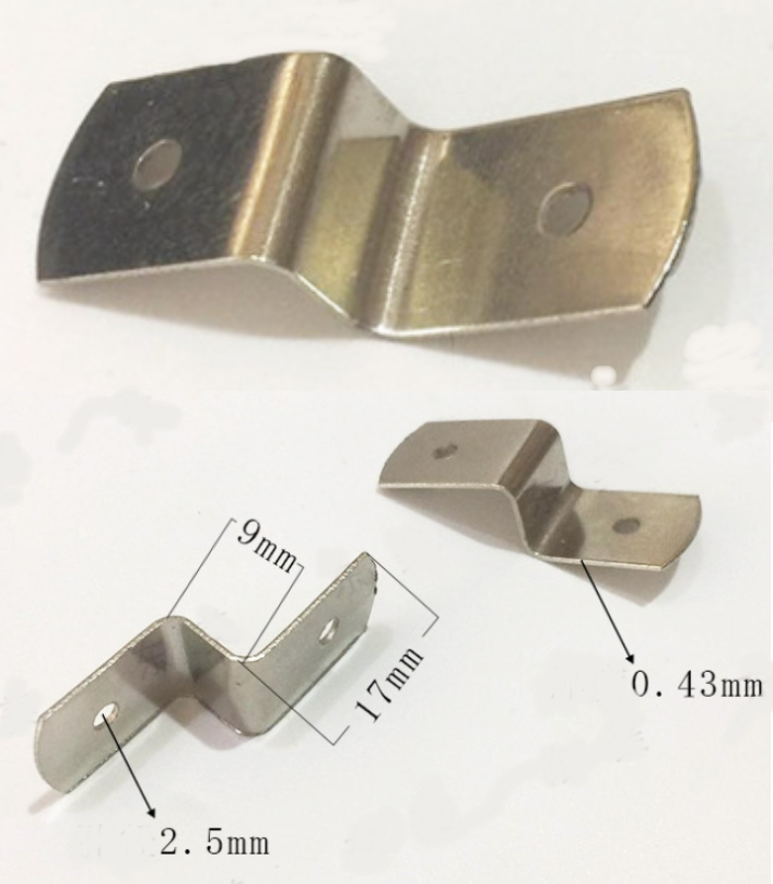 hook angle trapezoidal corner hook frame back pane