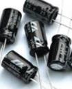 680uF 25V Electrolytic Capacitor