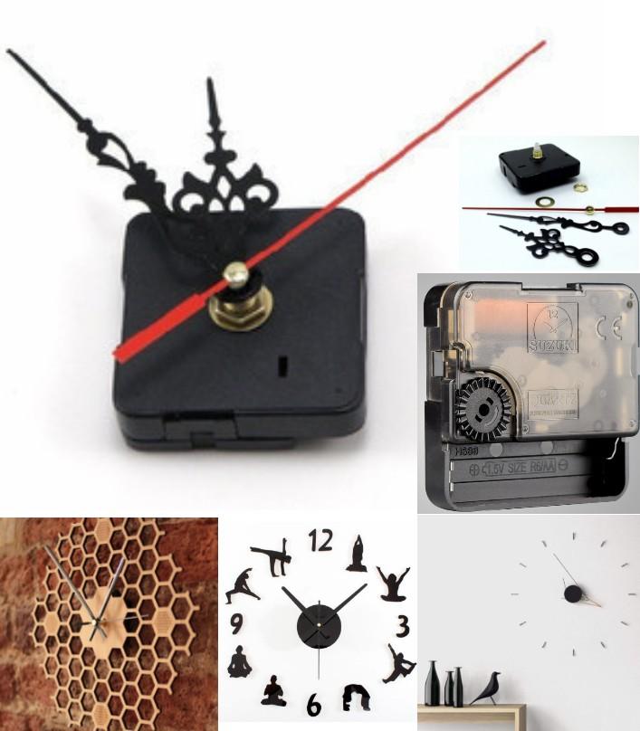 SUZUKI watch quartz clock core DIY movement