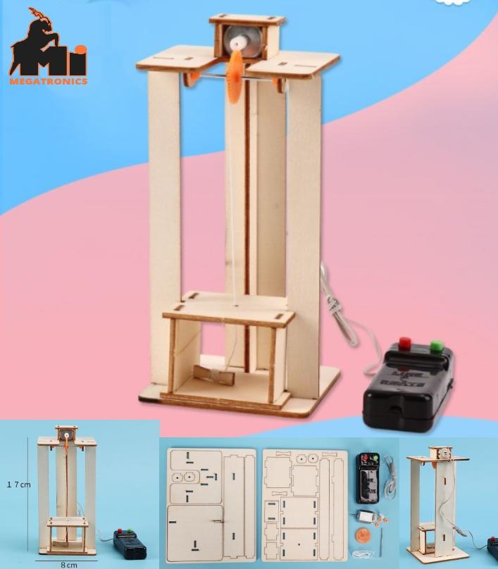 Creative elevator experiment science Kit STEM DIY