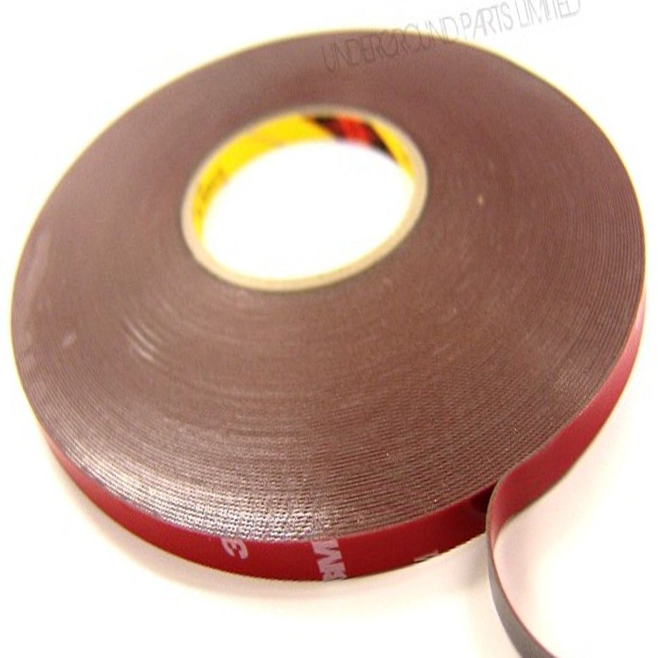 33M Acrylic foam double tape attachment adhesive t