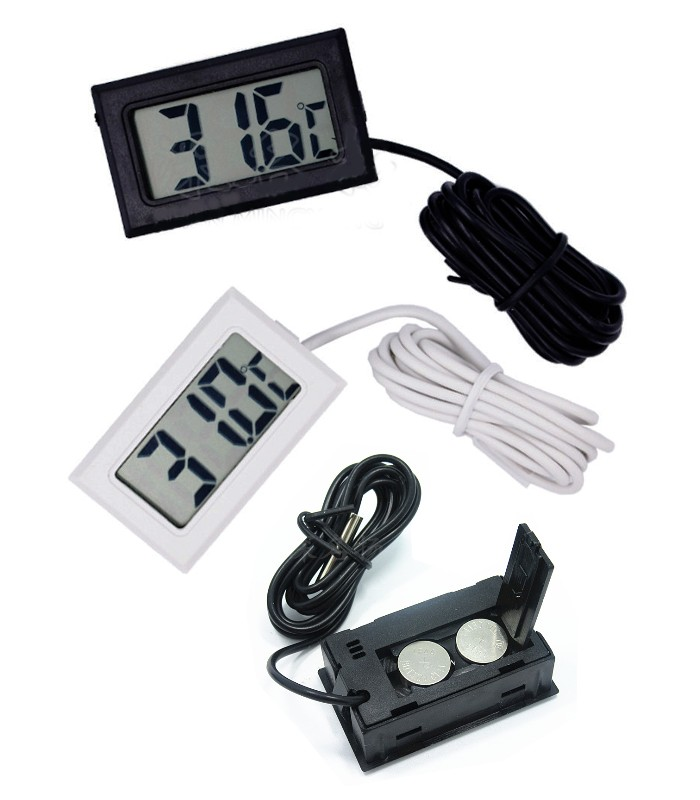 Digital Thermometer temperature display (TPM 10F)