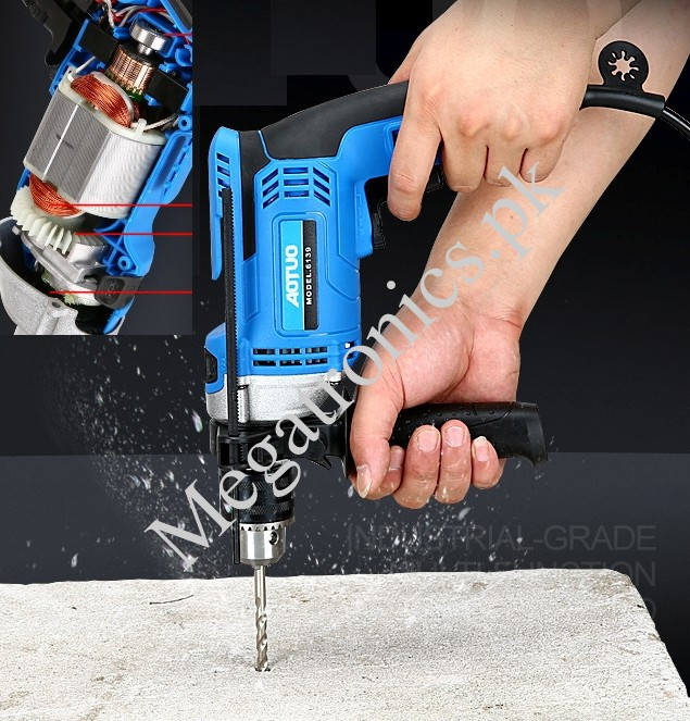 710W multi-function impact drill