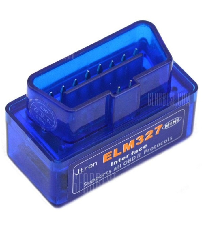 Mini ELM327 Bluetooth OBD2 V2.1 Car Diagnostic