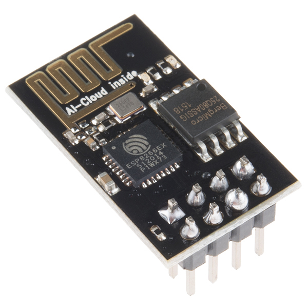 ESP8266 wifi module for Arduino Raspberry