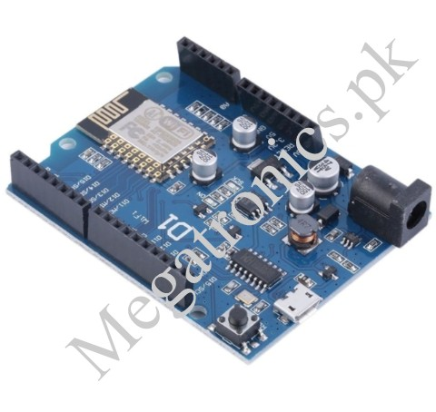 WeMos D1 WiFi UNO ESP8266 Development Board