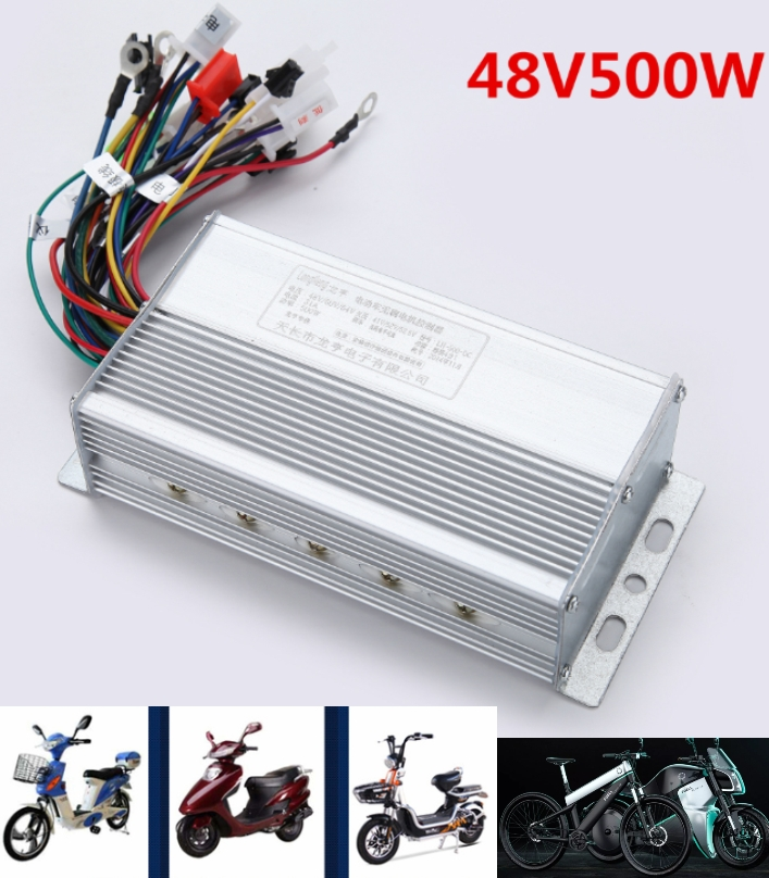 48v 350w Brushless Motor Controller Speed E-bike E