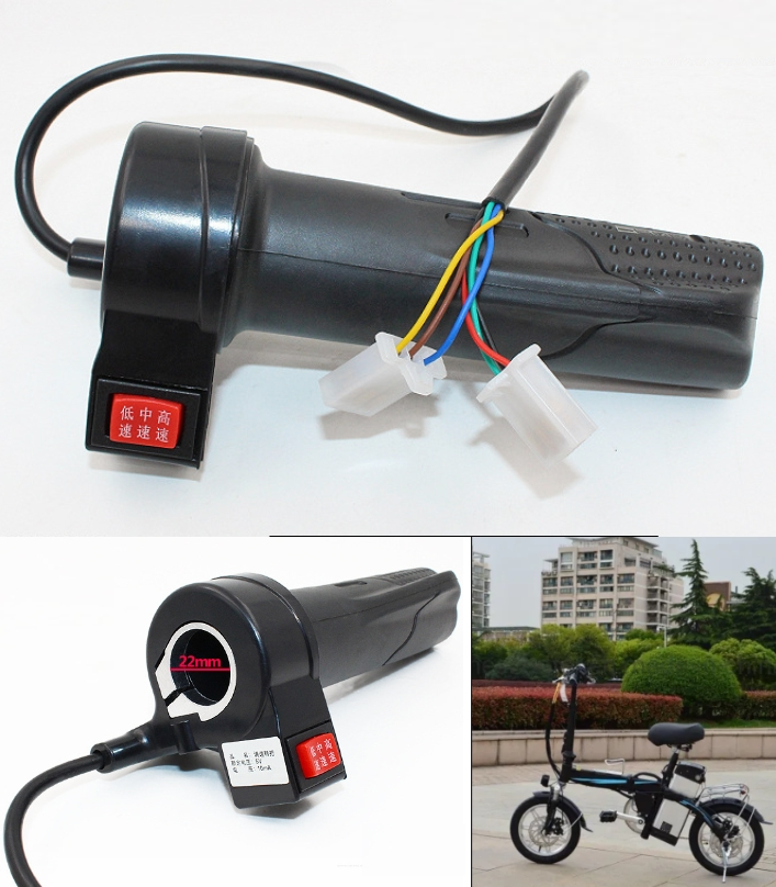 Electric Bicycle throttle handle switche Ebike