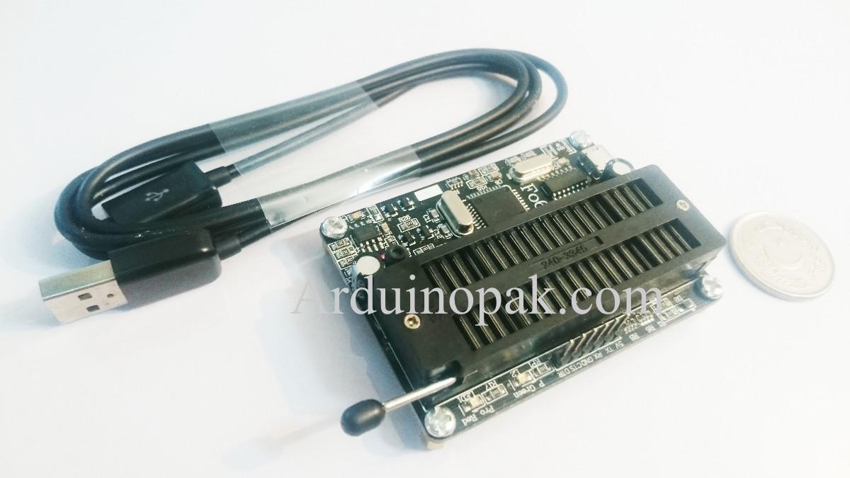 8051/89CXX/89SXX Microcontroller Programmer USB