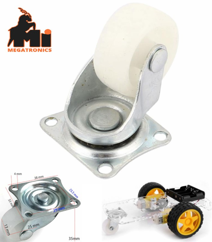 supporting Swivel Caster free Wheel for robot plat