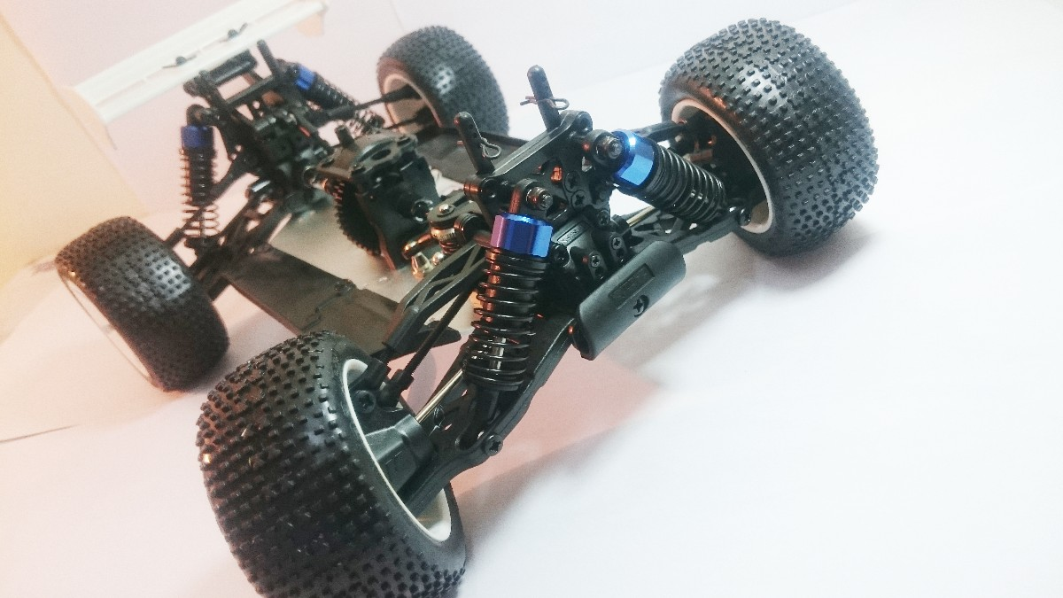 Japanese 4WD Robotics Car chassis Frame with many