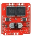 ARDUINO 30A DUAL H-BRIDGE MOTOR DRIVER SHIELD MONS