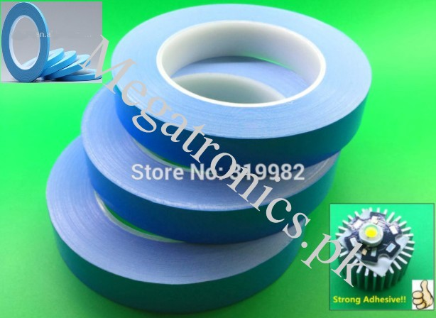10mm Thermal Conductive Double Sided Adhesive Tape