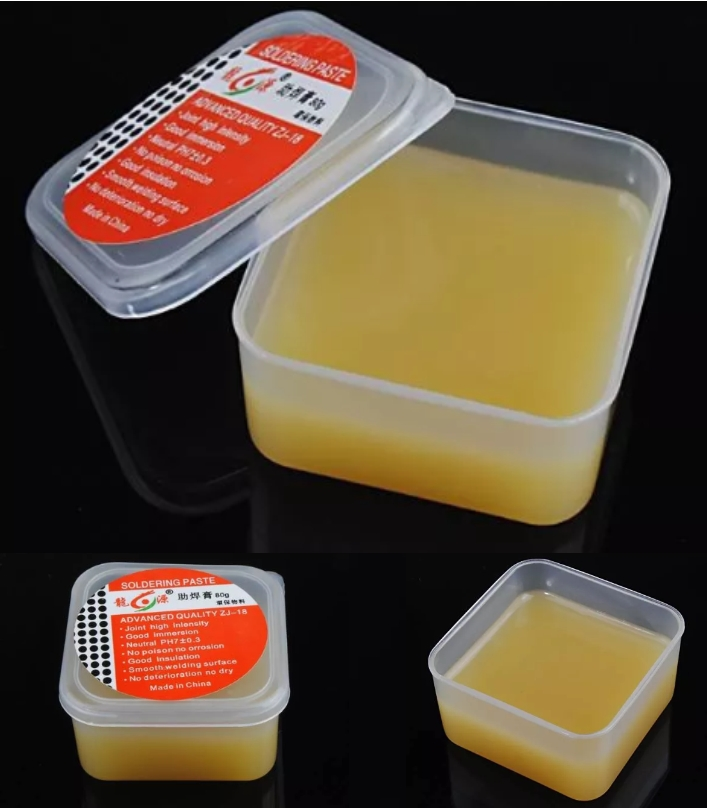 ZJ-18 50g Soldering Heatgun Flux Paste Grease