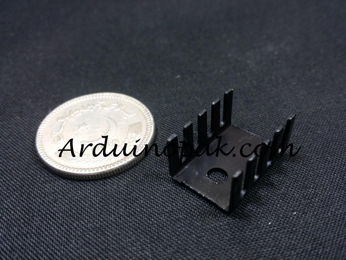 heat sink 718 15 * 10 * 20MM TO220 transistors