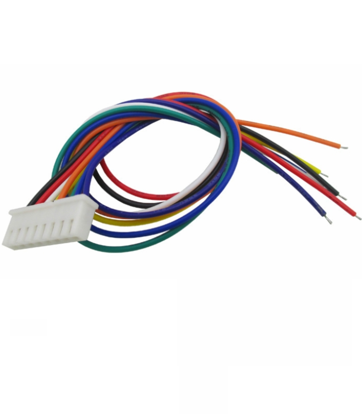 XH2.54-8 20cm Cable 2.54mm single head Dupont Wire