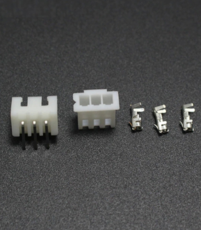 XH2.54-3Pin male female Connector Header Terminal