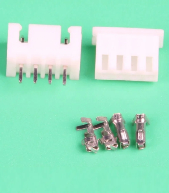 XH2.54-4Pin male female Connector Header Terminals
