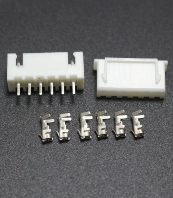 XH2.54-6Pin male female Connector Header Terminals