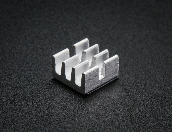 Flat surface Small Heatsink temperature for SMD