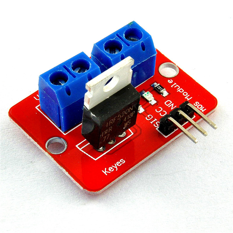 IRF520 Mosfet motor Driver Module