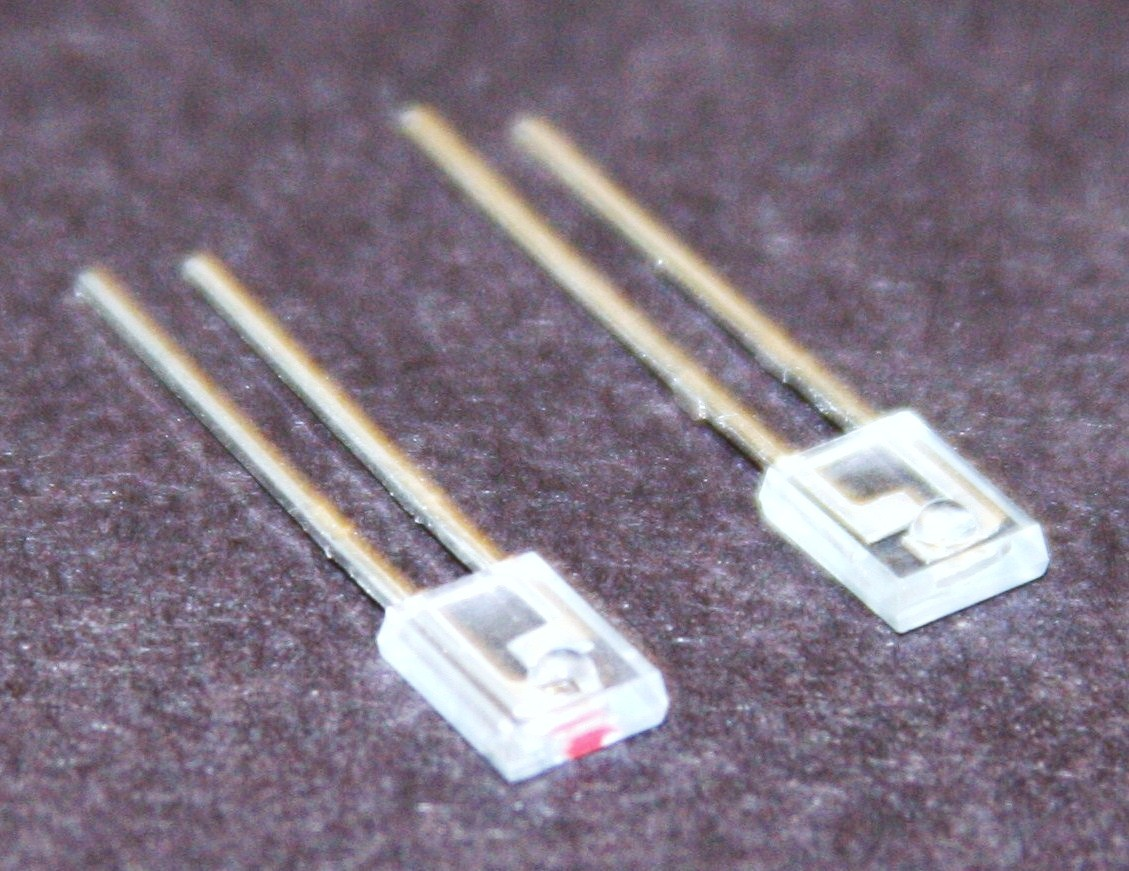 Infrared Transmitter and Receiver led