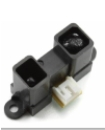 sharp distance Infrared Proximity Sensor Long Rang