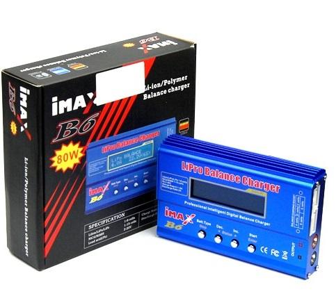 iMax B6 1S-6S LiPo/NiMH/LiFe Battery Charger