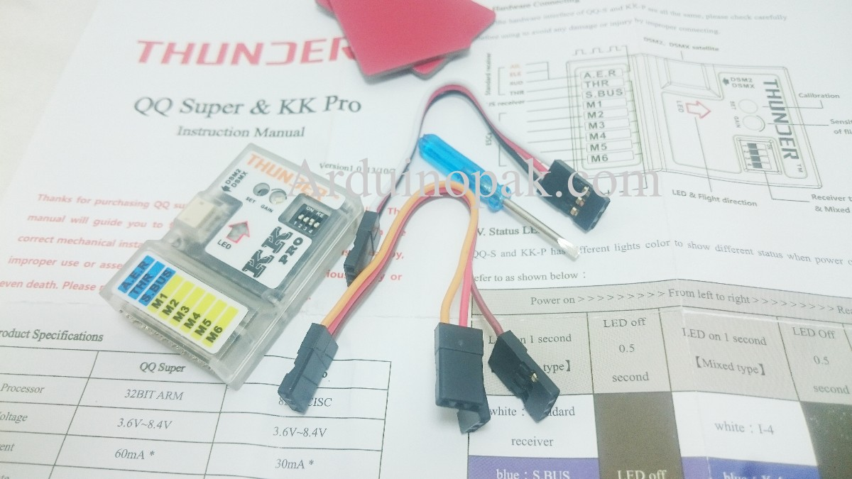 Thunder KK Pro Flight Controller for Multi-Rotor A