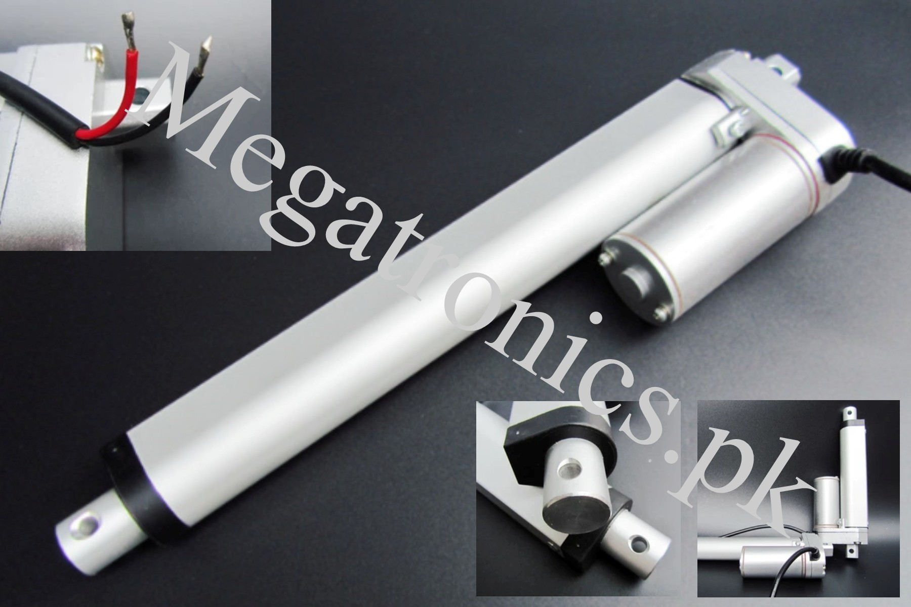 300mm 12V DC Linear Actuator Motor